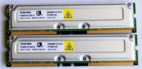 (Toshiba PC800-45 256MB/16 ECC)
