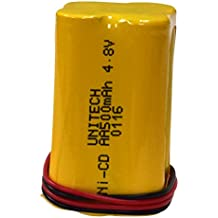 Cost Less Lighting 4.8V 700mAh NICAD Battery for Emergency Light Exit Sign Rechargable Battery NICAD  sc 1 st  Amazon.com & Amazon.com: Cost Less Lighting azcodes.com