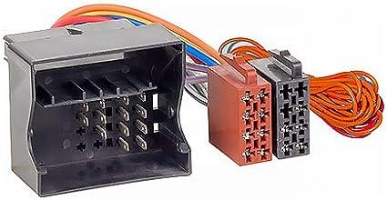 Audioproject A183 Radioadapter Quadlock Auf Iso Elektronik