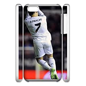 iphone5c Phone Case White Champions La Final Real Madrid VMN8110001