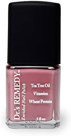 Drs Remedy Non-Toxic Nail Polish MINDFUL Mulberry by Dr.'s Remedy