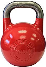 Ader Pro-Grade International Kettlebell- (32kg)