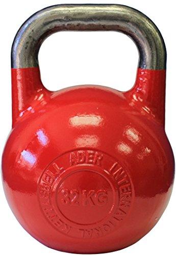 Ader Pro-Grade International Kettlebell- (32kg) by Ader Sporting Goods