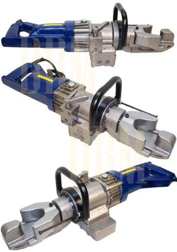 110 Volt 800 Watt Portable Hydraulic Electric Rebar Bender Bending 5/8'' (16MM) by Generic