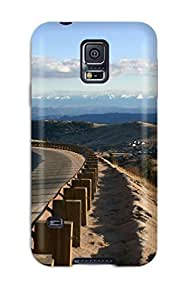 Durable Protector Case Cover With Road Hot Design For Galaxy S5