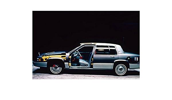 Amazon.com: 1990 Cadillac Deville Factory Photo: Entertainment Collectibles