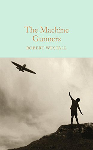 book cover of The Machine-Gunners