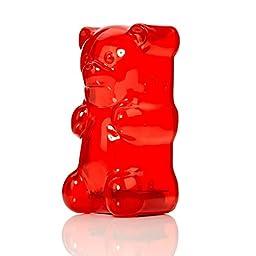 GummyGoods Gummy Bear Night Lights - Red
