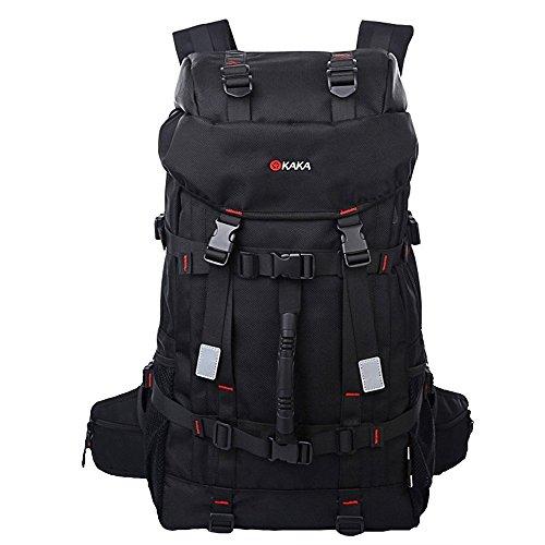 BlueField Travel Backpack Sports Bag Gym Bag Hiking Bag Camping Bag Work Bag Book Bag College Bag Weekend Bag (Large01)