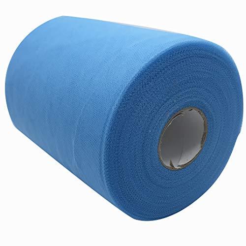 MXCELL Tulle Rolls Tulle Netting Rolls Tulle Fabric Spool Ribbon 6