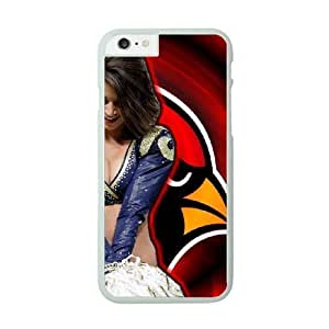 NFL Case Cover For SamSung Galaxy S5 White Cell Phone Case Arizona Cardinals QNXTWKHE1364 NFL Phone Personalized 3D