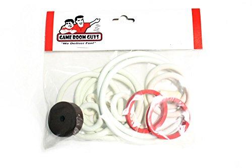 - Game Room Guys Gottlieb Wild Life Pinball Rubber Ring Kit