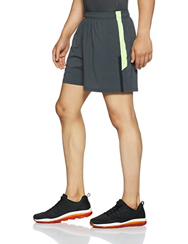 Under Armour Men's Launch 5'' Shorts,Black /Reflective, Medium by Under Armour (Image #3)
