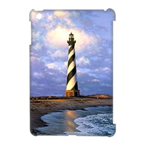 EZCASE Lighthouse Phone Case For iPad Mini [Pattern-1]