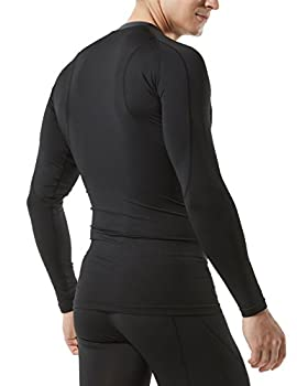 Tesla Tm-mud11-klb_medium Men's Long Sleeve T-shirt Baselayer Cool Dry Compression Top Mud11 2