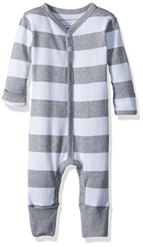 Large Product Image of Burt's Bees Baby Organic Convertible Foot Coverall