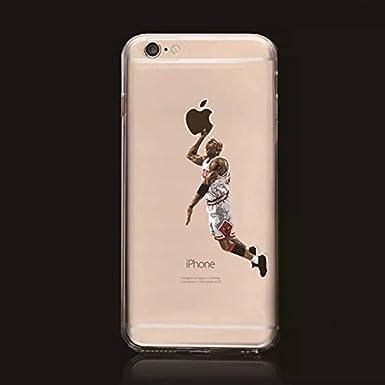 iPhone 6S Plus funda, iPhone 6 Plus Case, NBA baloncestista ...