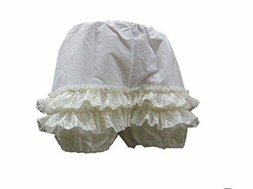 Short Can Can Pantaloons Victorian Bloomers 1890s Saloon Girl (1890s Dress Costume)