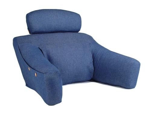 Bedlounge Hypoallergenic  The Ultimate Back Wedge, Bed Rest,