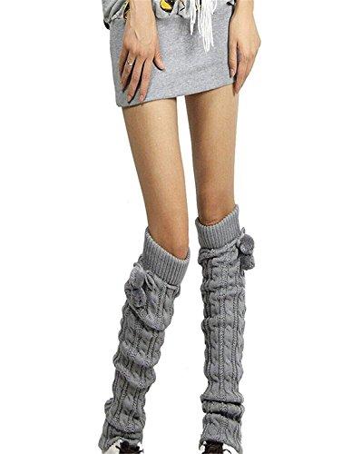 tted Warm Long Leg Warmers Winter Leg Warmers For Women ()