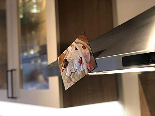Magnetfolie Magnetfoto Bilder Collage  Bilderrahmen Kühlschrankmagnet Fotopapier