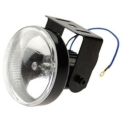 Hella 88085W Round Fog Lamp