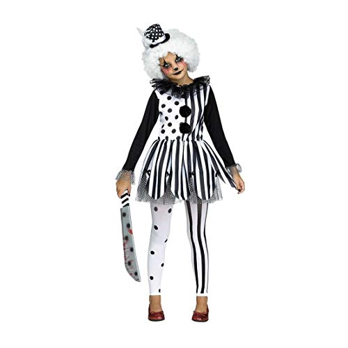 Killer Clown Dress Child -