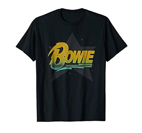 David Bowie Future Legend T-Shirt in 5 Colors for Men, Women, Child