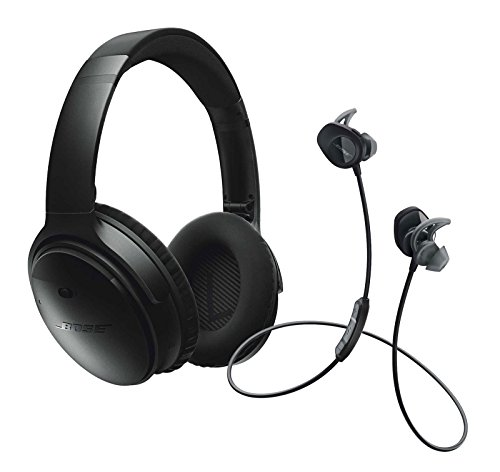 Bose QuietComfort 35 Black SoundSport