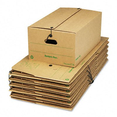 FEL00774 - Bankers Box Stor/File Extra Strength Storage Box