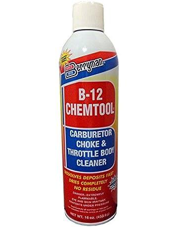 Amazon Com Berryman 0117c B 12 Chemtool Carburetor Choke And