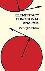 Elementary Functional Analysis (Dover Books on Mathematics)