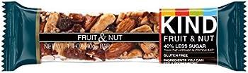 12 Ct. KIND Bars Fruit & Nut Gluten Free