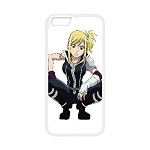 Lucy Ashley Fairy Tail Anime iPhone 6 4.7 Inch Cell Phone Case White present pp001_9600107