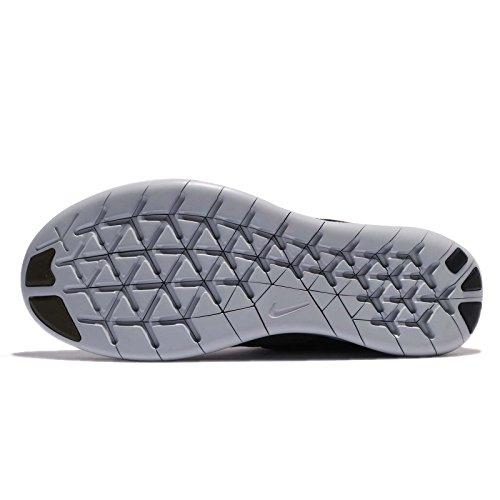 Nike Heren Gratis Rn Cmtr 2017, Cargo Kaki / Sequoia-wolf Grijs, 12 M Ons