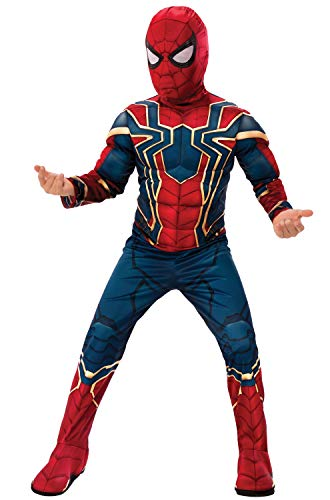 Rubie's Marvel Avengers: Infinity War Deluxe Iron Spider Child's Costume, Large ()