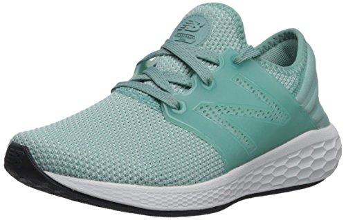 New Balance Womens Cruz V1 Fresh Foam Running Shoe  Mineral Sage  7 5 D Us