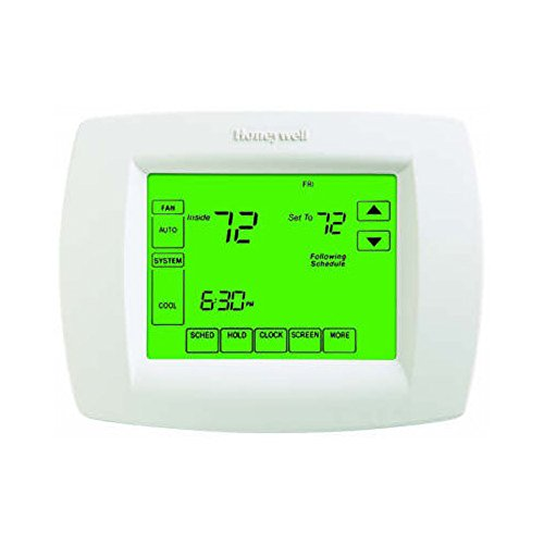 Honeywell Touchscreen Programmable Thermostat