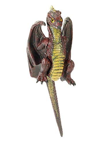 Medieval Dragon Shoulder Sitter