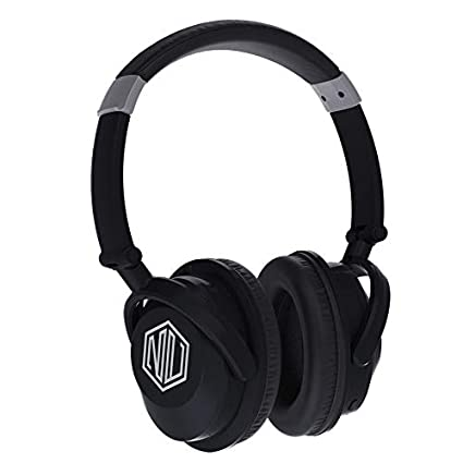 Nu Republic Funx 2 Over-Ear Wireless Headphones (X-Bass) (Black) Over-Ear Headphones at amazon