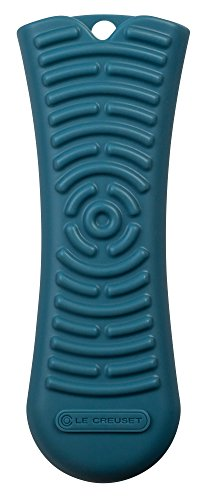 - Le Creuset Silicone Cool Tool Handle Sleeve, Marine