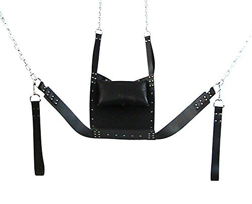 Merveilleux Amazon.com: New Leather Sex Swing For Couples Hanging Pleasure Hammock Chair  Adult Love Duty Heavy Sling Set: Kitchen U0026 Dining