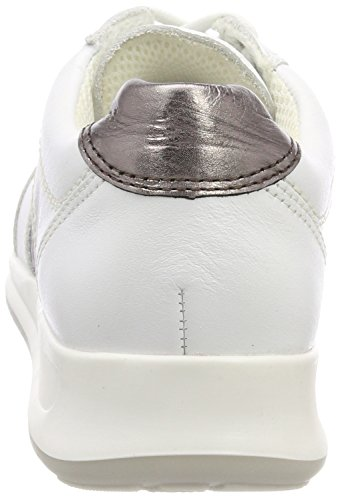 Wei titan Ara Donna Osaka Weiss Sneaker qwnxFHtz6