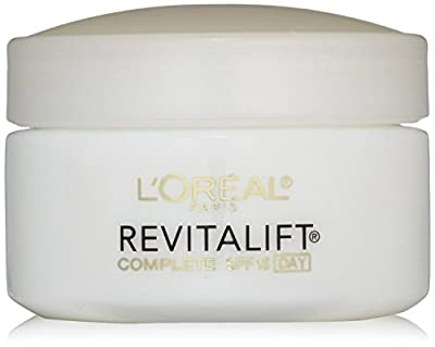 L'Oreal Paris RevitaLift Anti-Wrinkle + Firming Day Cream SPF 18, 1.7 Fluid Ounce by L'Oreal Paris