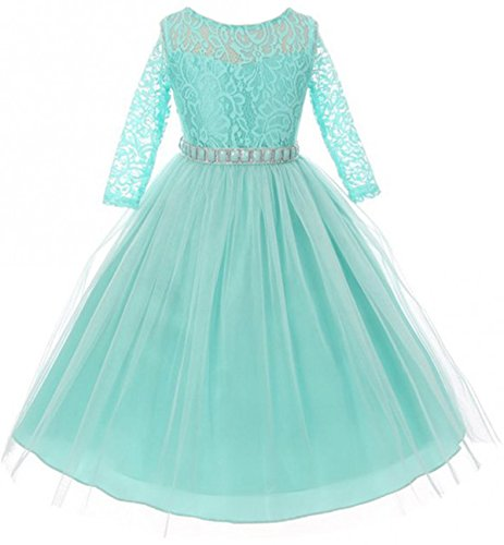 flower girl dresses 10 - 9