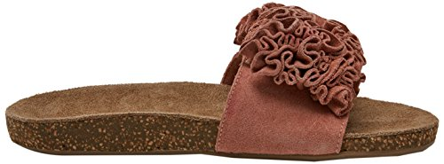 MUSSE & CLOUD Women's sybilla Open Toe Sandals Pink (Pnk) xgCO0S5