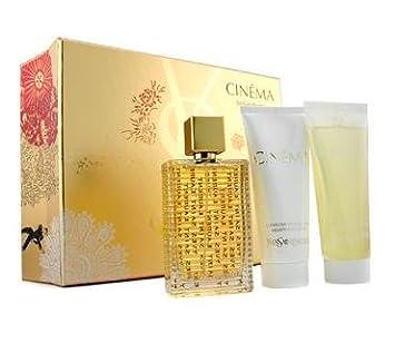 Amazoncom Ysl 3 Piece Cinema Eau De Perfume Set 17 Ounce