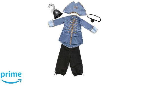 Grandes imitaciones - disfraz de Capitán Garfio para niño ...