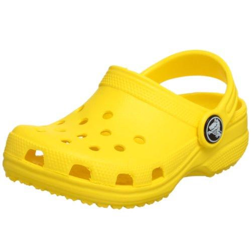 10006 Enfant Yellow Sabots Jaune Mixte Crocs Aqx6wSUUC