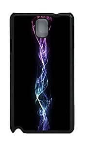 Samsung Note 3 Case Energy Beam PC Custom Samsung Note 3 Case Cover Black